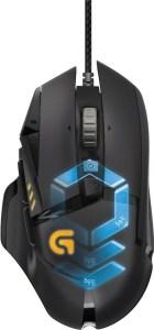 Logitech-G502 Beste alom gaming muis