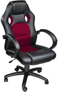 Luxe design bureaustoel racing style