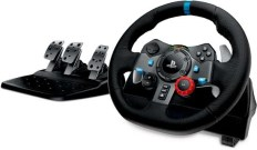 Logitech G29 Driving Force Racestuur - PS4 PS3 PC