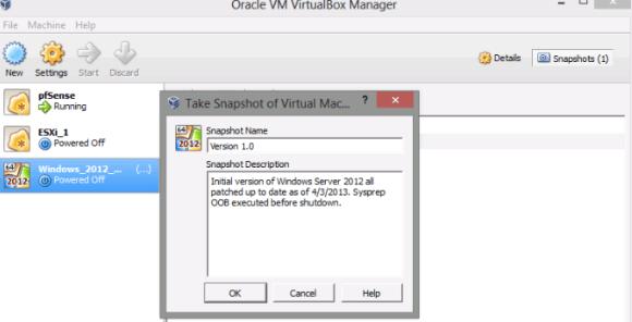 Ultimate-Vbox-Snapshot