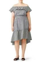 Gingham Ava Dres by Rachel Rachel Roy