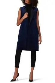 Velvet Hana Vest by La Petite Robe di Chiara Boni
