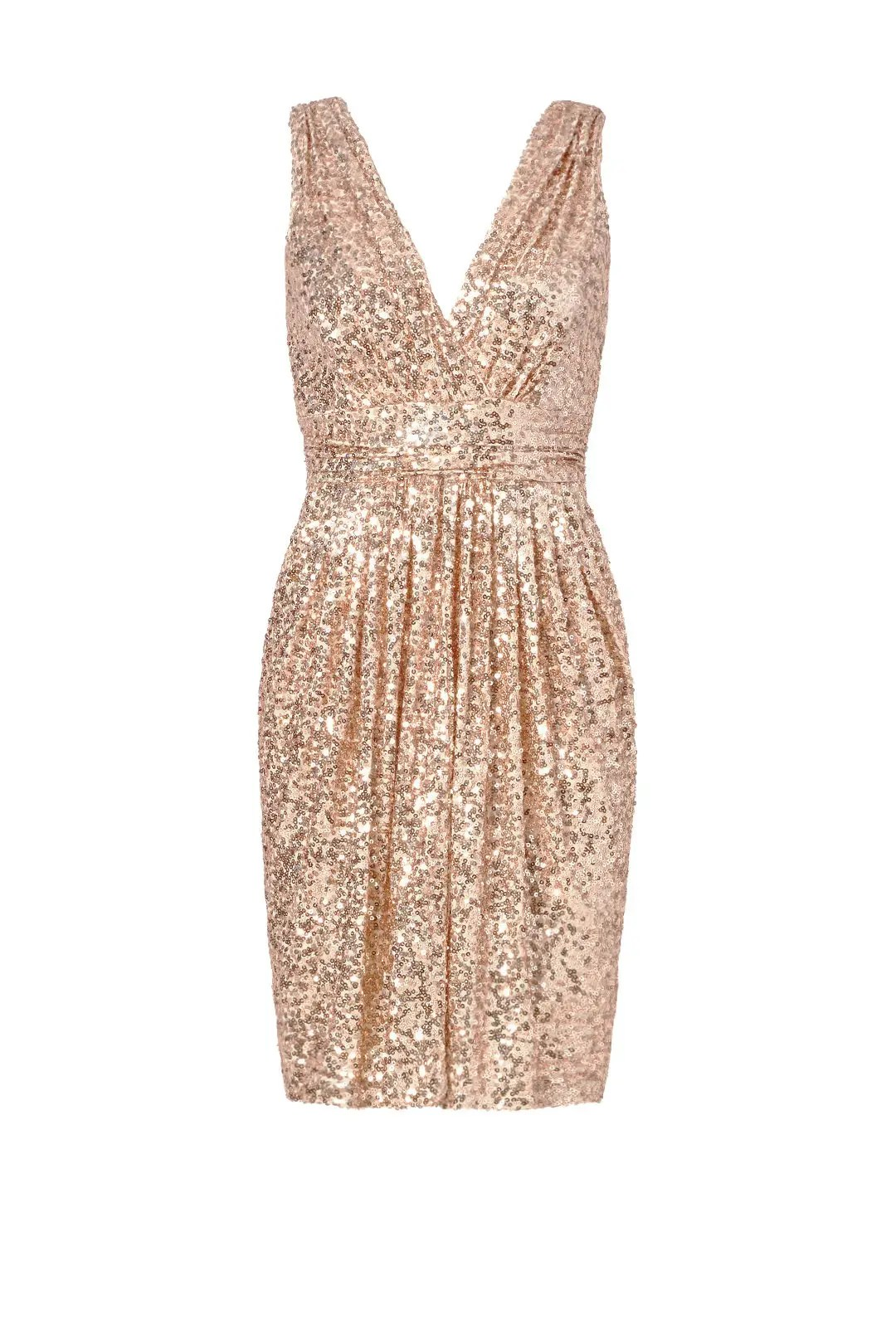 Fifth Avenue Showstopper Dress By Badgley Mischka For 35