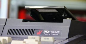 SHARP MZ-1500
