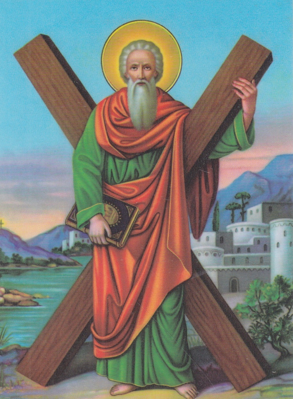 Image result for apostle andrew