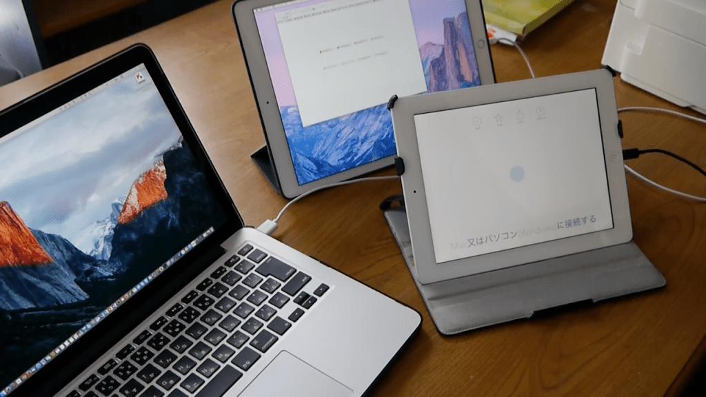 duet displayをWindows 10で使ってみた。