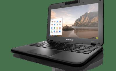 Chromebookが教育を支配する日