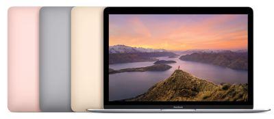 突然のMacBookの新色登場。
