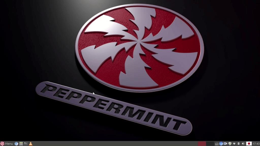 ド派手な実力派軽量Linux Peppermint 8