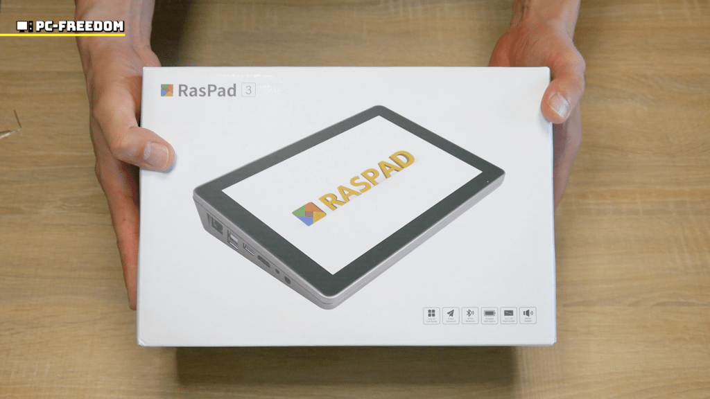 【RasPad 3】Raspberry Pi 4B をタブレットにするキットが面白い!