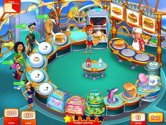 Play Restaurant Management Games