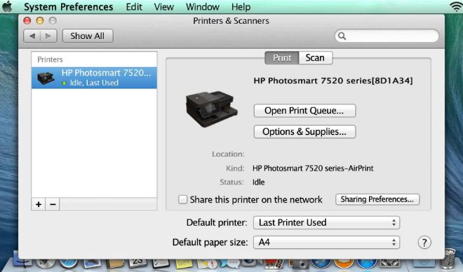 How to Add a Printer to a Mac