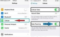 How to Activate Roaming on iPhone