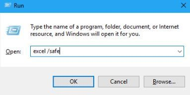 How to Open Word, Excel, or PowerPoint in Safe Mode