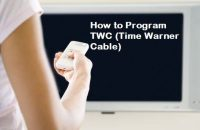 How to Program TWC (Time Warner Cable)