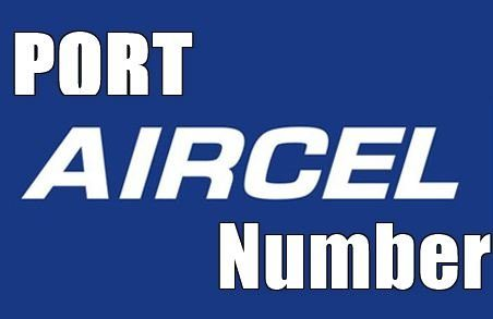 How to Port Mobile Number from Aircel to Airtel