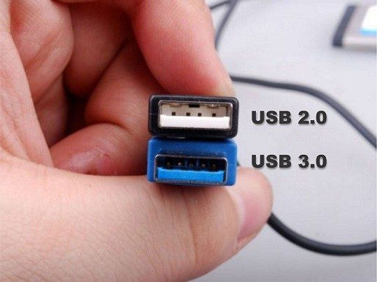 What is The Difference between USB 2.0 and 3.0