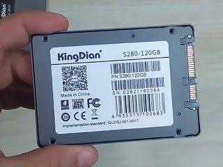 Cheapest SSD Review KingDian S280 SATA III 120GB