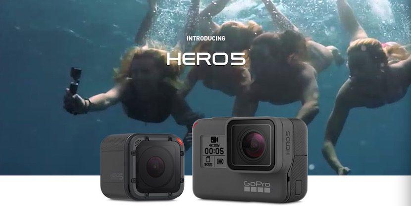 gopro-hero-5-resistente-agua-control-voz