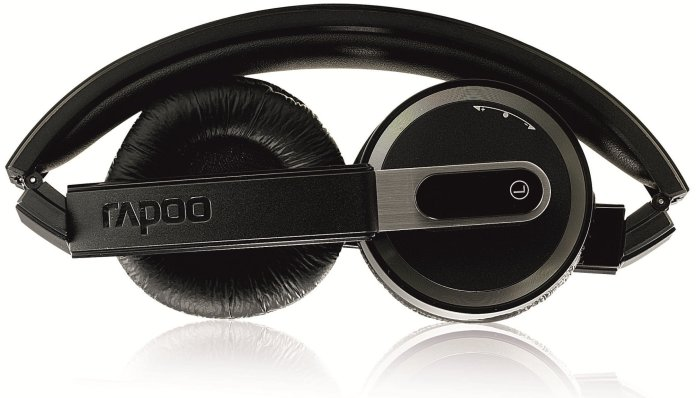 Rapoo H3080, a portable USB headphone now available in India for Rs. 6,199