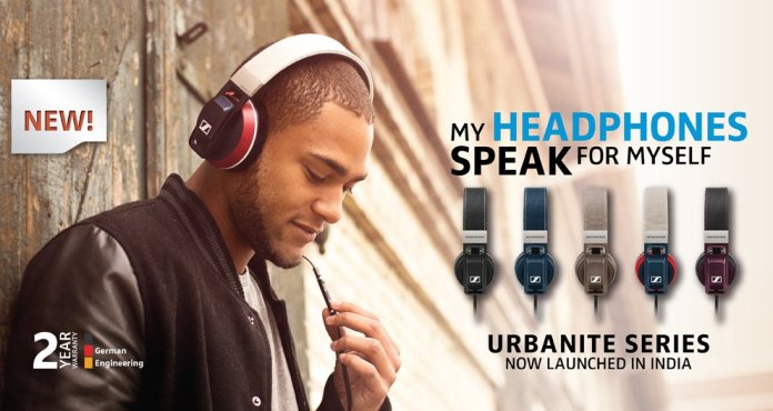 Sennheiser unveils Urbanite range of headphones in India starting Rs. 15,990