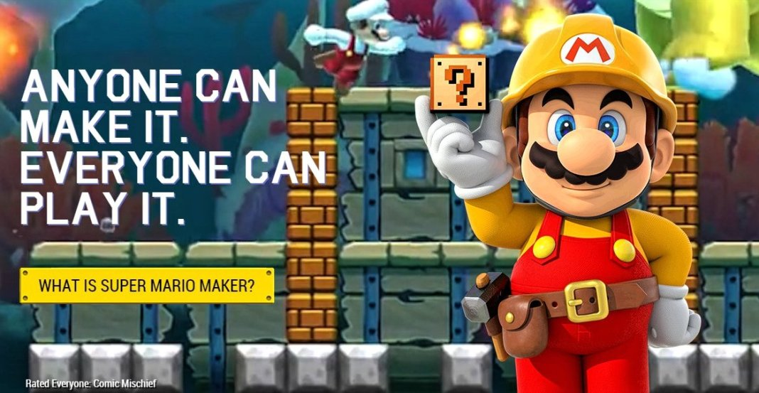 Super Mario Maker Wii U Review