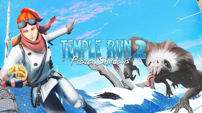 Temple Run 2: Frozen Shadows