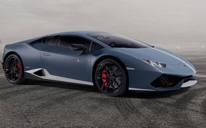 Limited Edition Lamborghini Huracan Avio India Launch Set For