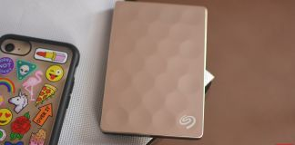 Seagate Backup Plus harddrive review