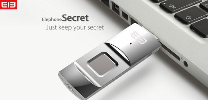 EleSecret flash drive