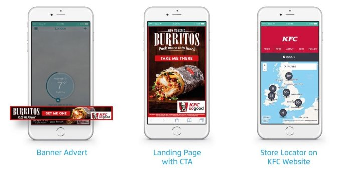 fast food apps