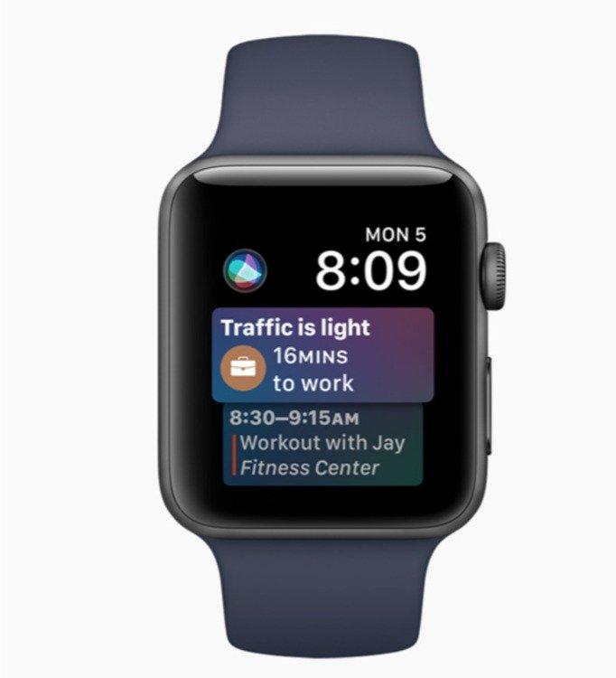 Watch OS 4