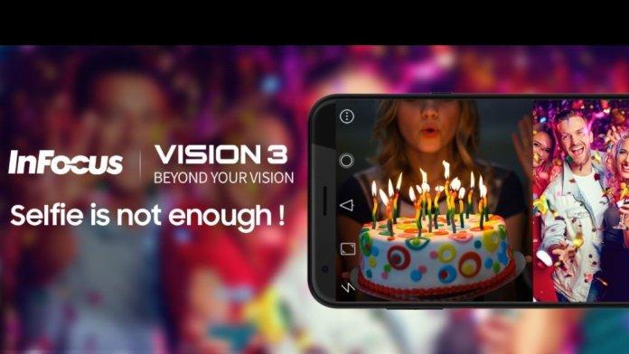 InFocus Vision 3