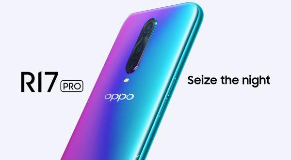 OPPO R17 Pro