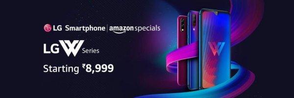 LG W10, W20, W30 Price