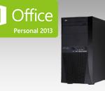 2015年6月モデルGALLERIA DT Office2013スペック