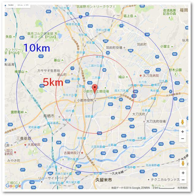 5-10km-area
