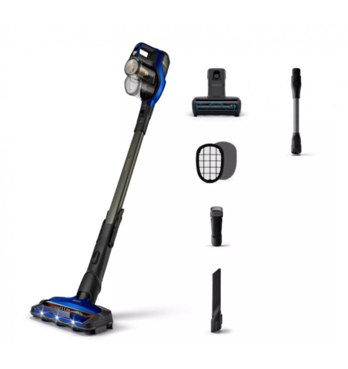 Philips Vacuum Cleaner Broom Xc8049 01 Cordless Operating Handstick