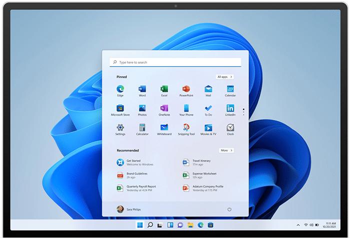 Windows 11 のリリース