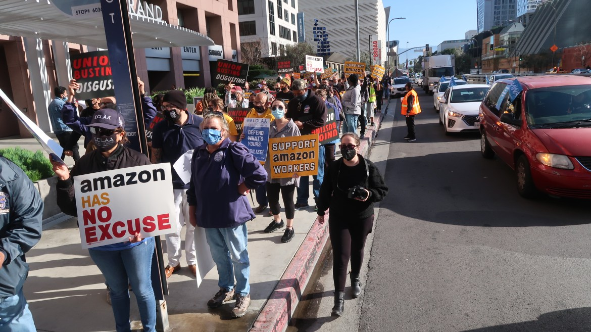 PCEJ Stands In Solidarity with Bamazon Employees