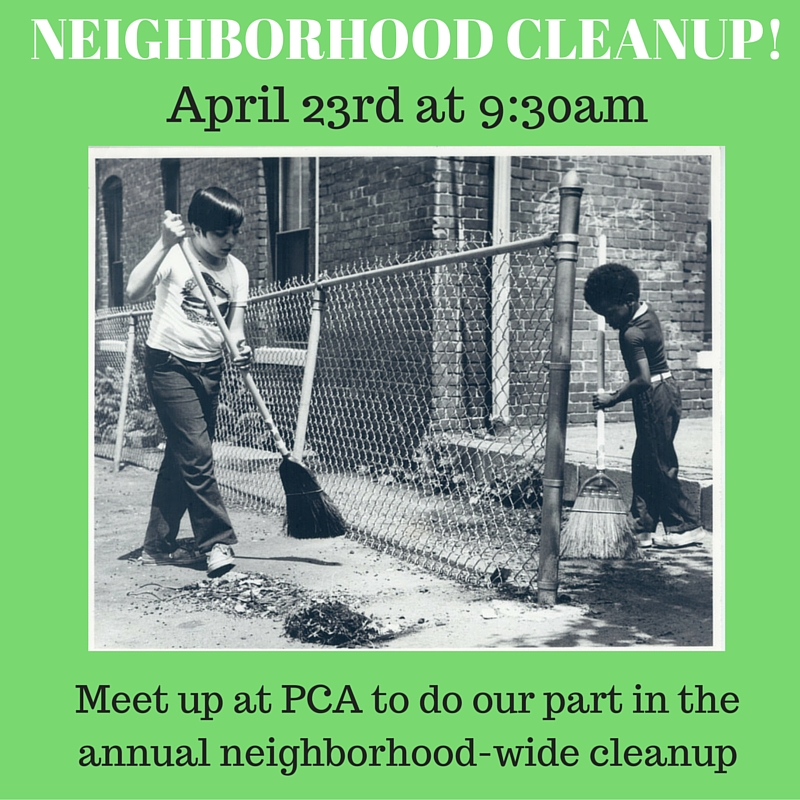 Keep Our Neighborhood Beautiful!