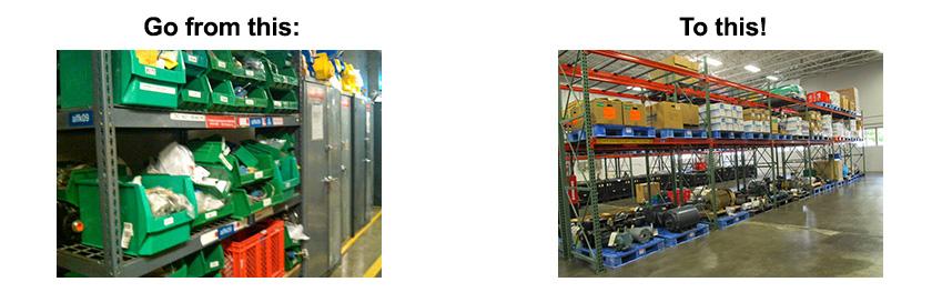 Storeroom Optimization - Performance Consulting Associates. Inc.