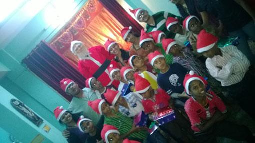 Social Activity at Girija Ghar, Kharghar