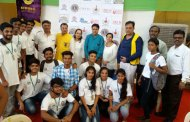 Blood Donation Camp in Panvel Railway Station