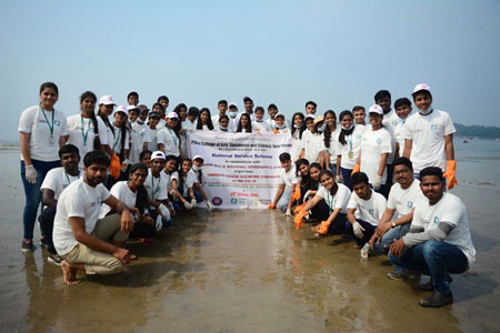 Versova Beach Cleaning Campaign
