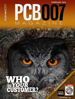 The PCB Magazine - February 2018
