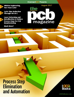 The PCB Magazine - August 2017