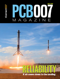 The PCB magazine - July 2019