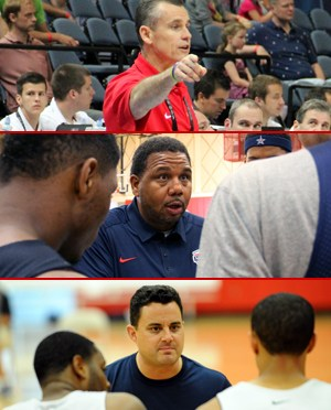Coach Cooley to be Assistant on USA U18 Team #pcbb