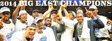 2014 big east champions